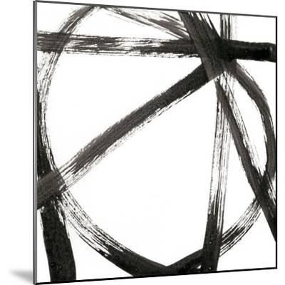 Linear Expression V-J^ Holland-Mounted Premium Giclee Print