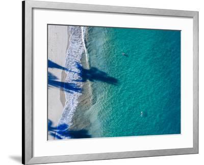 Hawaii View VII-Adam Mead-Framed Photographic Print