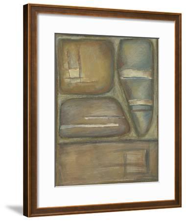 Relic III-Chariklia Zarris-Framed Art Print