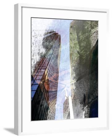 Dallas Architecture III-Sisa Jasper-Framed Photographic Print