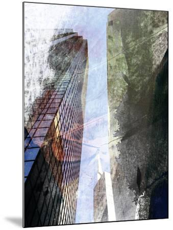 Dallas Architecture III-Sisa Jasper-Mounted Photographic Print