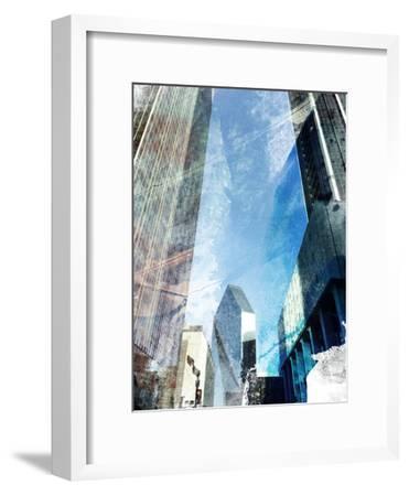 Dallas Architecture II-Sisa Jasper-Framed Photographic Print