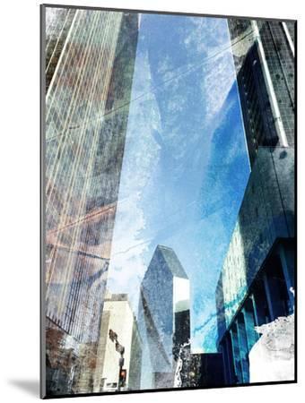 Dallas Architecture II-Sisa Jasper-Mounted Photographic Print