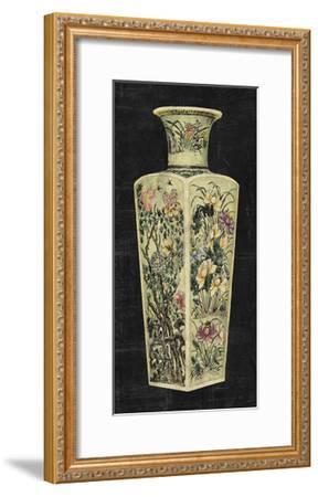 Aged Porcelain Vase I-Vision Studio-Framed Art Print