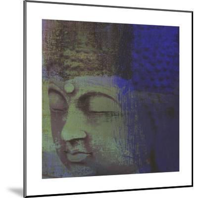 Zen Modern II-Ricki Mountain-Mounted Art Print