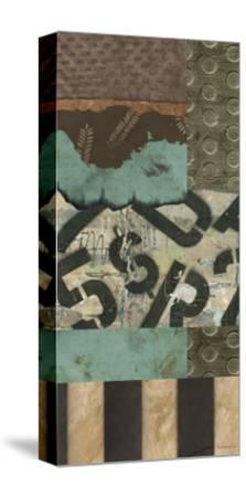 Urban Mix II-Jason Higby-Stretched Canvas Print