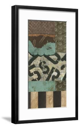 Urban Mix II-Jason Higby-Framed Art Print
