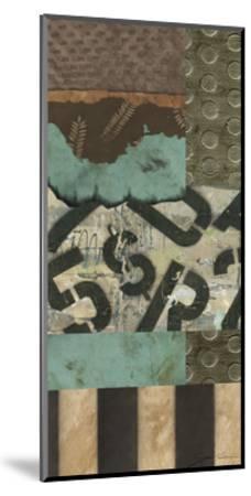 Urban Mix II-Jason Higby-Mounted Art Print
