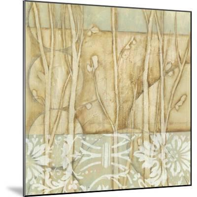 Small Willow and Lace IV-Jennifer Goldberger-Mounted Art Print