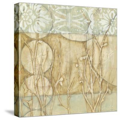 Small Willow and Lace II-Jennifer Goldberger-Stretched Canvas Print