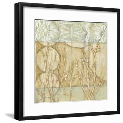 Small Willow and Lace II-Jennifer Goldberger-Framed Art Print