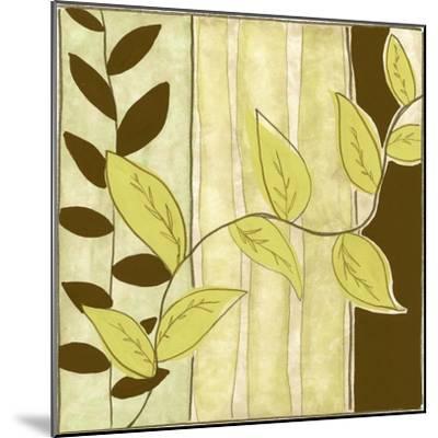 Patchwork Garden III-Jennifer Goldberger-Mounted Art Print