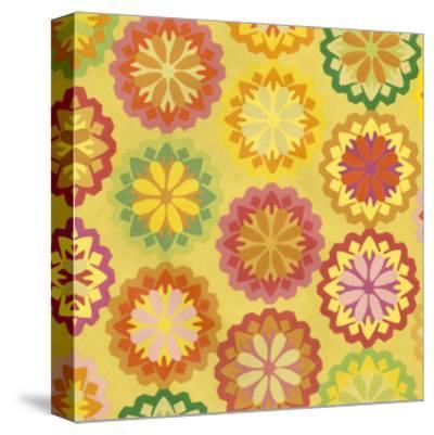 Sunny Day I-Chariklia Zarris-Stretched Canvas Print