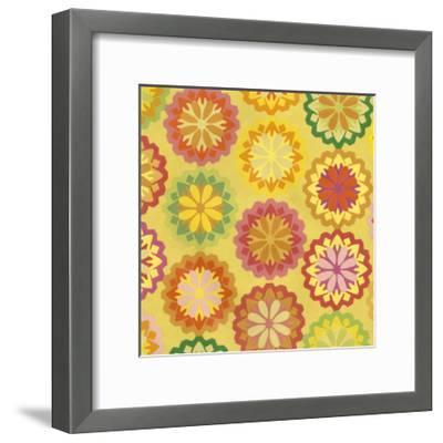 Sunny Day I-Chariklia Zarris-Framed Art Print