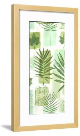 Leaf Impressions V-Vision Studio-Framed Art Print