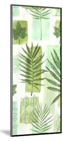 Leaf Impressions V-Vision Studio-Mounted Art Print