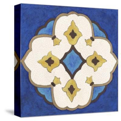 Royal Lapis III-Vanna Lam-Stretched Canvas Print