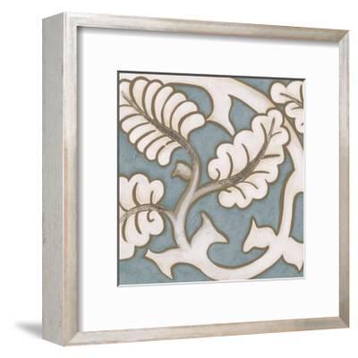 Ornamental Leaf II-Vision Studio-Framed Art Print