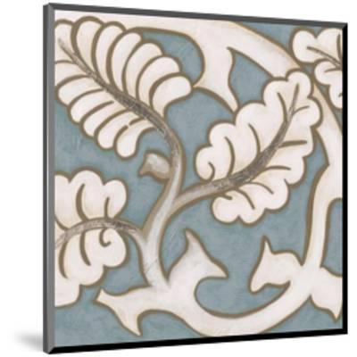 Ornamental Leaf II-Vision Studio-Mounted Art Print
