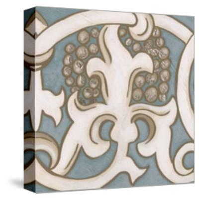 Ornamental Leaf III-Vision Studio-Stretched Canvas Print