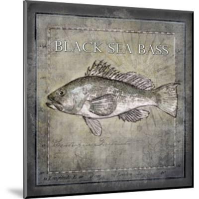 Ocean Fish II-Beth Anne Creative-Mounted Art Print