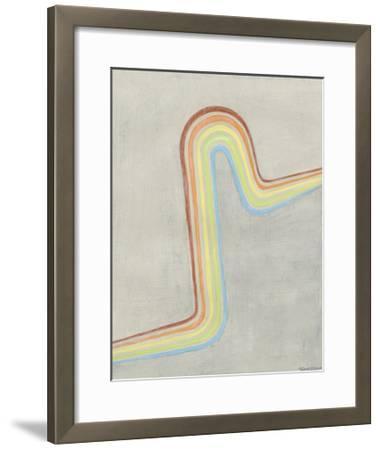 Retro Rhythm III-Vanna Lam-Framed Art Print