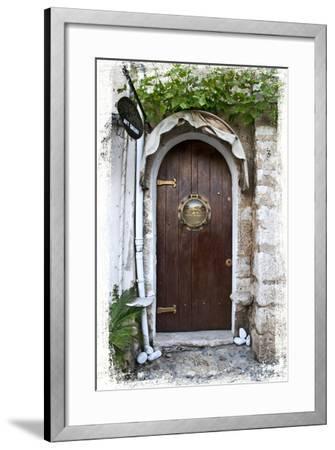 Doors of Europe XIX-Rachel Perry-Framed Photographic Print
