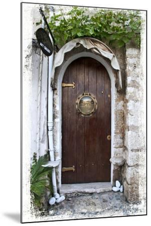 Doors of Europe XIX-Rachel Perry-Mounted Photographic Print