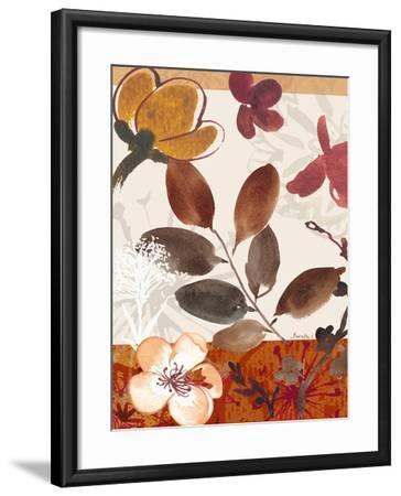 Modern Flowers I-Marietta Cohen-Framed Art Print