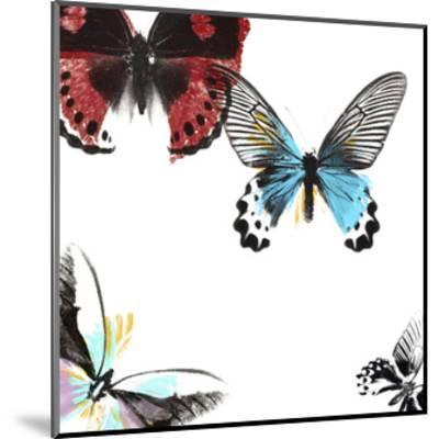 Butterflies Dance I-A. Project-Mounted Art Print