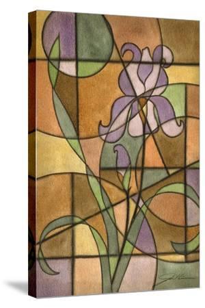 Craftsman Flower III-Jason Higby-Stretched Canvas Print