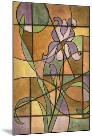 Craftsman Flower III-Jason Higby-Mounted Art Print
