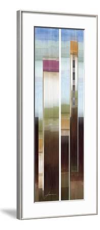 2-Up Eastside II-James Burghardt-Framed Art Print