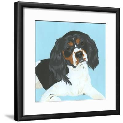 Scout-June Erica Vess-Framed Art Print