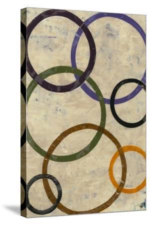 Round-n-Round II-Natalie Avondet-Stretched Canvas Print