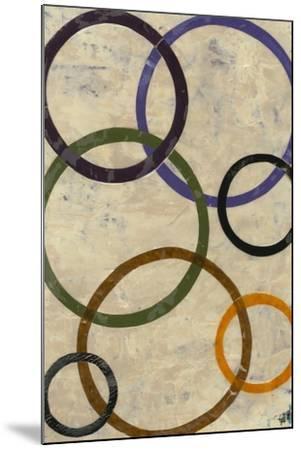 Round-n-Round II-Natalie Avondet-Mounted Art Print