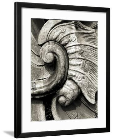 Stone Carving II-Tang Ling-Framed Photographic Print