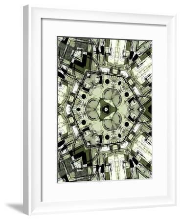 Complex II-James Burghardt-Framed Art Print
