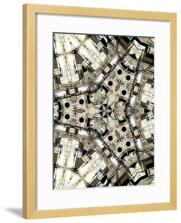 Complex III-James Burghardt-Framed Art Print