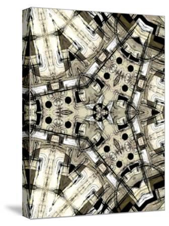 Complex III-James Burghardt-Stretched Canvas Print