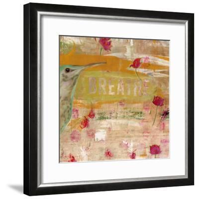 Breathe II-Jodi Fuchs-Framed Art Print