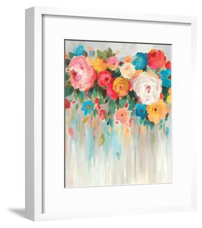 Trickling-Asia Jensen-Framed Art Print