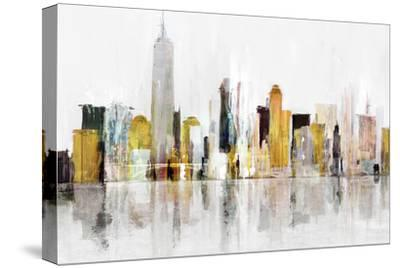 Towering Over Buildings III-Isabelle Z-Stretched Canvas Print