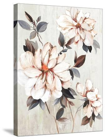 Growing Floral-Allison Pearce-Stretched Canvas Print