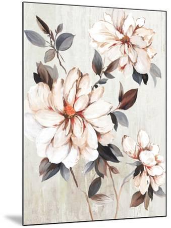 Growing Floral-Allison Pearce-Mounted Art Print