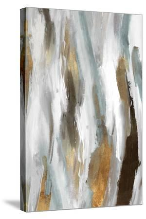 Smokey I-Isabelle Z-Stretched Canvas Print