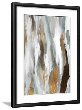 Smokey I-Isabelle Z-Framed Art Print