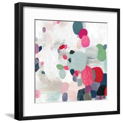Multicolourful II-Tom Reeves-Framed Art Print