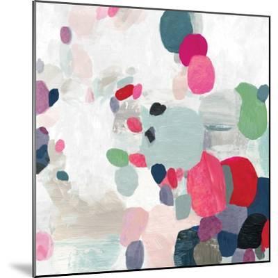 Multicolourful II-Tom Reeves-Mounted Art Print