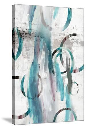 Hoolihoop I-Isabelle Z-Stretched Canvas Print